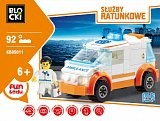 Lego Ambulanta - 92pcs