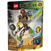 LEGO Bionicle Pohatu Uniter of Stone , 90pcs