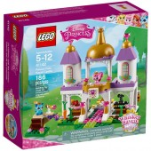 LEGO Disney Princess royal castle , 186pcs