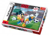 Puzzle Mickey & Friends - 100pcs