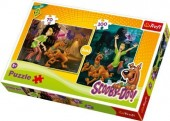 Puzzle Scooby-Doo - 2in1